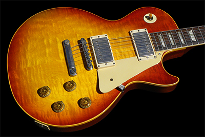 1959 Les Paul Standard, Cherry Sunburst