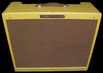 1957 Twin Amp, a VERY NICE one!