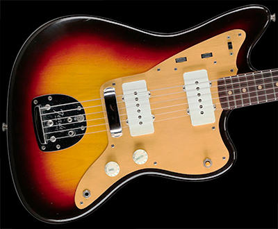 1959 Jazzmaster, Anodized PG, Rosewood Fingerboard