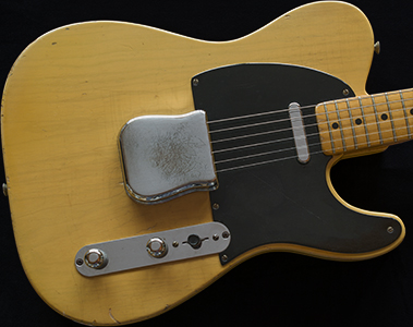 1953 Telecaster, Butterscotch over Ash