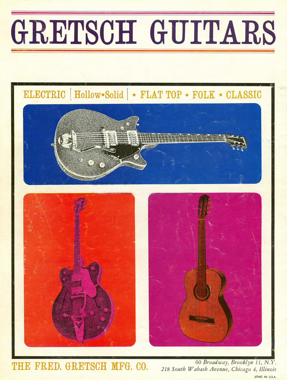 1963 Catalog #31, Cover, page 1