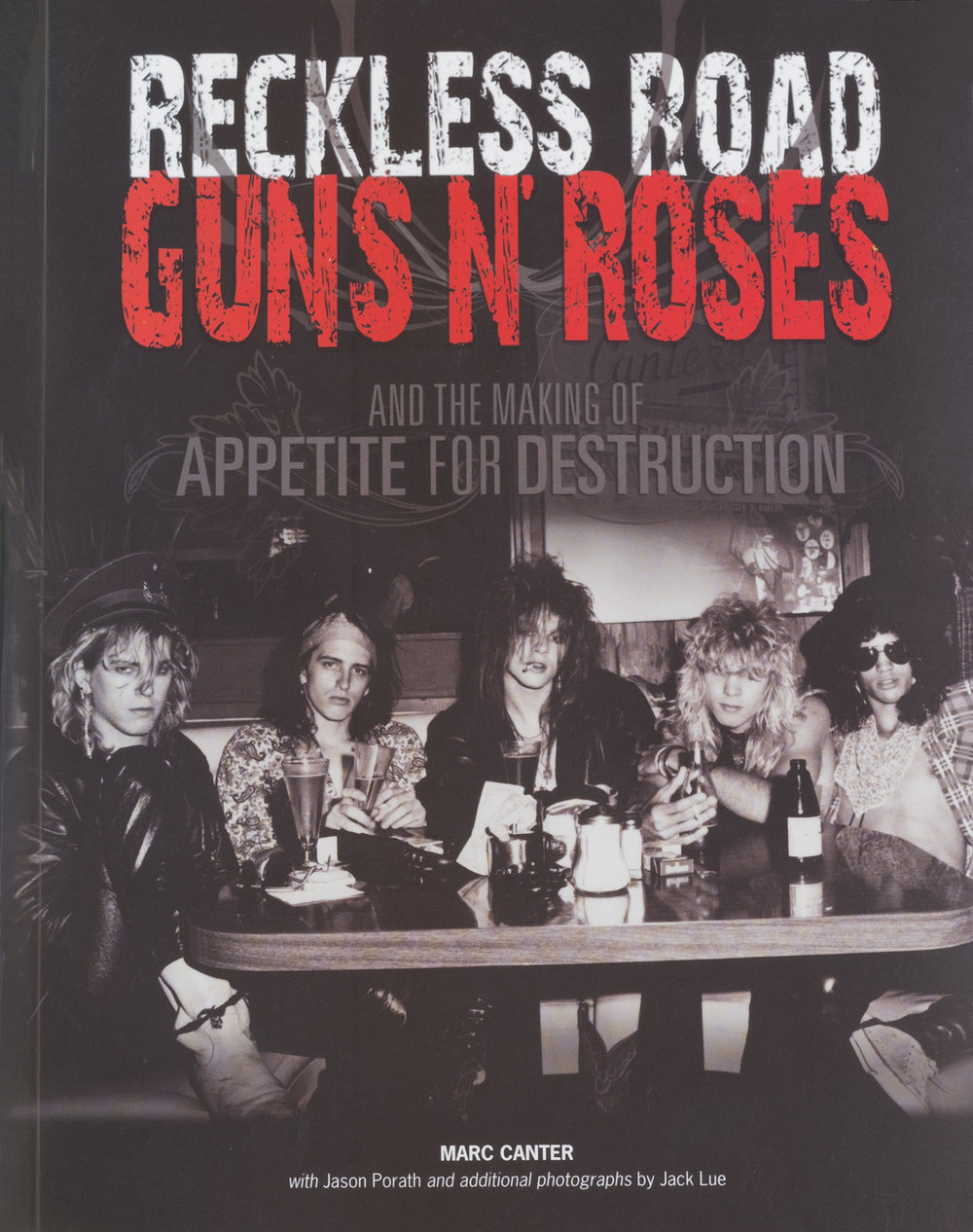 "Marc Canter's fabulous book is a photographic journal that chronicles the band from the earliest days to the making of ""Appetite"" and then super-stardom. This book is a MUST HAVE for every GNR fan!"