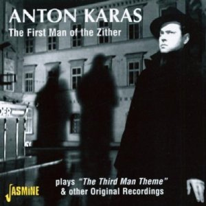 Third Man & Other Original Recordings [ORIGINAL RECORDINGS REMASTERED] [Import] Anton Karas | Format: Audio CD $14.99  Indelibly associated with the classic 1949 British film The Third Man starring Orson Welles in the key role of black marketeer Harry Lime, it was the haunting zither music of Anton Karas which also helped to make the film so memorable. The film theme went on to be a multi-million selling international hit, topping the American charts for weeks. At last JASMINE pays a fitting tribute to Karas with this 25 track collection of original recordings, including all the main music from the film (5 tracks) and other commercially released delightful zither gems.