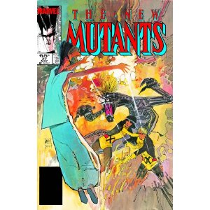 X-Men: New Mutants Classic, Vol. 4 [Paperback] Chris Claremont (Author), Bill Sienkiewicz (Illustrator), Stephen Leialoha (Illustrator) $18.24  To rescue their mentor's son and their ex-leader, the New Mutants travel across the world, to the past and the future, and deep into the astral plane! But to rescue their friends, they must face enemies hiding inside them - and within themselves! Plus: The Beyonder! Guest-starring Professor X, Storm, Shadowcat, Dazzler, Magneto, the White Queen, and additional X-associates! Also featuring the first appearance of Strong Guy! Collects New Mutants #26-34.