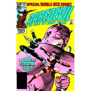 Daredevil, Vol. 2  [Paperback]       Frank Miller  (Author),  Roger McKenzie  (Author),  Klaus Janson  (Illustrator)      $19.79            A classic Marvel hero redefined by one of comics' greatest visionaries! A Marvel Comics mainstay since 1964, Daredevil got a new lease on life in a landmark 1979-1983 run by writer-penciler Frank Miller and inker-penciler Klaus Janson, whose daring reinvention of the character quickly made Miller one of the biggest and most influential stars in the comic-book industry. Miller puts his own stamp on established cast member such as reporter Ben Urich, femme fatale Black Widow, mad assassin Bullseye, the saw-fisted Gladiator, and monstrous crime boss Kingpin.