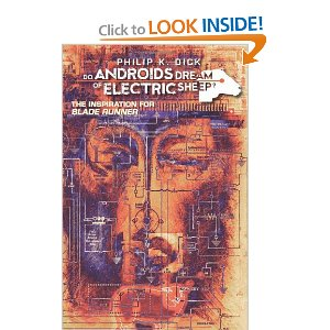 "Do Androids Dream Of Electric Sheep? Vol 1  [Hardcover]       Philip K. Dick  (Author),  Tony Parker  (Illustrator),  Bill Sienkiewicz  (Illustrator)      $16.49            THE BOOK THAT INSPIRED THE FILM BLADE RUNNER COMES TO COMICS! Worldwide best-selling sci-fi writer Philip K. Dick's award-winning DO ANDROIDS DREAM OF ELECTRIC SHEEP? has been called ""a masterpiece ahead of its time, even today"" and served as the basis for the film BLADE RUNNER.  BOOM! Studios is honored to present the complete novel transplanted into the comic book medium, mixing all new panel-to-panel continuity with the actual text from the novel in an innovative, ground-breaking 24-issue maxi-series experiment."