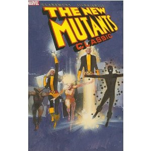 X-Men: New Mutants Classic, Vol. 3  [Paperback]       Chris Claremont  (Author),  Bill Sienkiewicz  (Illustrator),  Bob McLeod  (Illustrator)      7 new  from  $50.00       16 used  from  $37.90        The New Mutants face a demon menace and befriend an alien misfit! A rock concert pulls them into the orbit of a multi-galaxy music star, then the team, with Cloak and Dagger, is drawn into a deadly exchange program…of super-powers! Plus: Hellfire Club intrigue and early steps on the path of reformation by Magneto! Action, romance, family reunions and a fairy tale! Anything else? Oh, right, guest-starring the X-Men! Collects New Mutants #18-25 and Annual #1