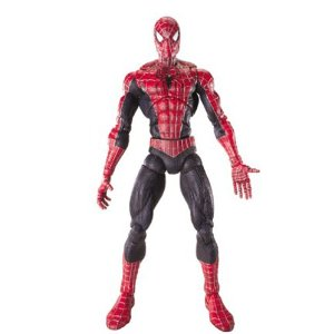 "Spider-Man 2: The Movie - 18"" AMAZING SPIDER-MAN SUPER POSEABLE Action Figure - 67 POINTS OF ARTICULATION! by Spider-Man $173.11  Your Spider-man 2 Amazing Spider-man 18"" Poseable Action Figure can strike virtually any pose that the movie and comic book hero can. With 67 points of articulation, this ultimate poseable action figure has multiple movable points throughout its arms, torso, legs, hands, feet, neck and chin. Also includes a snap-on web shooter that fits on his wrist and shoots 3 different web projectiles."