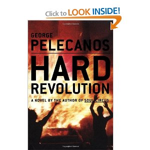 Hard Revolution: A Novel  [Hardcover]        George Pelecanos   (Author)      37 new  from  $1.71       149 used  from  $0.01       66 collectible  from  $2.99        HARD REVOLUTION is a rich, dramatic, totally engrossing story of two brothers-one a rookie police officer, one a recently returned Vietnam veteran-caught up in the chaos that engulfed D.C. in 1968, when riots followed the assassination of the Reverend Martin Luther King, Jr. Derek Strange is his family's straight arrow, but his older brother Dennis has always had a harder time.Home from the war and in several varieties of trouble, Dennis is in danger of making one bad decision too many.While Derek tries to be there for Dennis, no amount of brotherly love can save Dennis from Alvin Jones, a local drug dealer who draws him into his web.