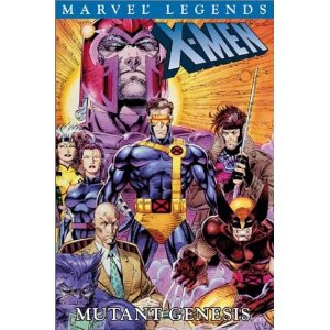 X-Men Legends Vol. 1: Mutant Genesis  [Paperback]        Chris Claremont   (Author)      8 new  from  $19.95       19 used  from  $8.81        When X-Men #1 first appeared in the fall of 1991 it shook comicdom to its core. This is a classic collection of the earliest issues of X-Men, introducing many of the characters and themes that continue today.
