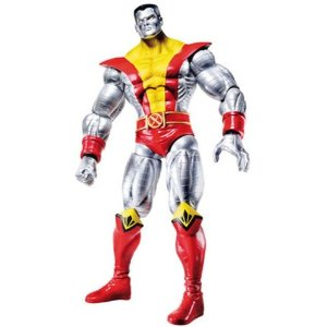 "Marvel Legends Icons: Colossus Action Figure     by  Hasbro      $39.95    Product Features      Hasbro's Marvel Legends line re-creates Marvel Comics heroes as detailed action figures   The Icons line features 12"" tall figures of classic characters   Each figure features a detailed sculpt and accessories   Colossus , of the Uncanny X-Men, is featured in his classic costume   Window box packaging"