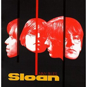 Navy Blues      Sloan   | Format:  Audio CD      7 new  from  $6.00       18 used  from  $1.47     Track Listings       1. She Says What She Means2. C'mon C'mon (We're Gonna Get It Started)3. Iggy & Angus4. Sinking Ships5. Keep On Thinkin'6. Money City Maniacs7. Seems So Heavy8. Chester The Molester9. Stand By Me, Yeah10. Suppose They Close The Door11. On The Horizon12. I Wanna Thank You13. I'm Not Through With You Yet