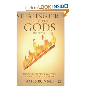 Stealing Fire from the Gods: The Complete Guide to Story for Writers and Filmmakers (2nd Edition) [Paperback] James Bonnet (Author) $15.76  A revised and expanded sequel to Stealing Fire from the Gods, this 2nd edition includes important new revelations concerning the ultimate source of unity, the structures of the whole story passage, the anti-hero's journey, the high-concept great idea, the secrets of charismatic characters, and the analyses of many important new stories and successful films.