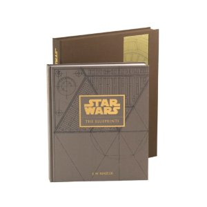 Star Wars: The Blueprints  [Deluxe Edition]   [Hardcover]      $450.00      Star Wars: The Blueprints   brings together, for the first time, the original blueprints created for the filming of the   Star Wars   Saga. Drawn from deep within the Lucasfilm Archives and combined with exhaustive and insightful commentary from best-selling author J. W. Rinzler, the collection maps in precise, vivid, and intricate detail the very genesis of the most enduring and beloved story ever to appear onscreen.