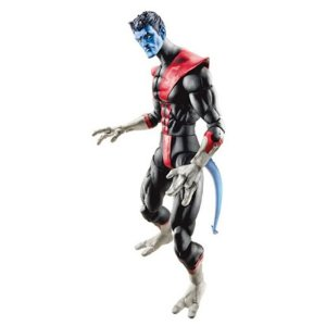 "Marvel Legends Icons: Nightcrawler Action Figure by Hasbro 10 new from $55.99 Product Features Hasbro's Marvel Legends line re-creates Marvel Comics heroes as detailed action figures The Icons line features 12"" tall figures of classic characters Each figure features a detailed sculpt and accessories Nightcrawler, of the Uncanny X-Men, is featured in his classic costume Window box packaging"