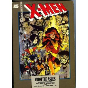X-Men: From The Ashes [Paperback] Chris Claremont (Author), Paul Smith (Illustrator), John Romita Jr. (Illustrator) 4 new from $72.25 30 used from $7.25 Publication Date: June 17, 1997 Can the Phoenix rise - again? Mutants are all around us. Some are good, others unspeakably evil. But they are all gifted - gifted with a unique X-Factor in their genetic make-up that makes them living weapons, manifesting itself through wondrous powers. And, even within this special community, there is a group that has distinguished itself … the uncanny X-Men … who have honed their awesome abilities and pledged them in the service of mankind! One of their number - Jean Grey - had unwittingly attained power beyond conception. As Phoenix, her merest shrug could incinerate a world. As Phoenix she died. But now a woman, Madelyne Pryor, appears who could be Jean Grey's twin. Can she be the Phoenix reborn? The key to Madelyne Pryor's identity will either unlock the mutants' buried hearts or destroy them - utterly.