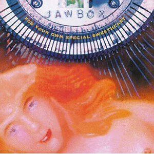 For Your Own Special Sweetheart Jawbox | Format: Audio CD $19.74  Jawbox played their first show opening for Fugazi in 1989. Jawbox was highly organized and ready to work, and the band immediately set out touring and recording. They released their first single on the Desoto/Dischord split label in 1990. Bassist Kim Coletta borrowed the Desoto label name from another DC band, Edsel, on which to release the Jawbox single.
