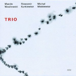 "Trio       Marcin Wasilewski   | Format:  Audio CD        $15.85            The trio of Marcin Wasilewski, Slawomir Kurkiewicz and Michal Miskiewicz is one of the most outstanding contemporary jazz groups. Their friend and mentor trumpeter Tomasz Stańko has said, ""In the entire history of Polish jazz we've never had a band like this one."