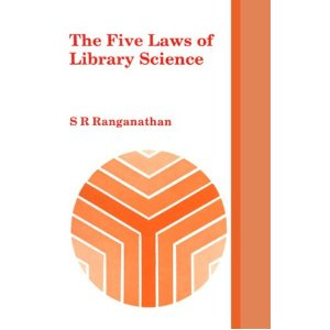 Five Laws of Library Science  [Paperback]       S. R. Ranganathan  (Author)       3 used  from  $34.95