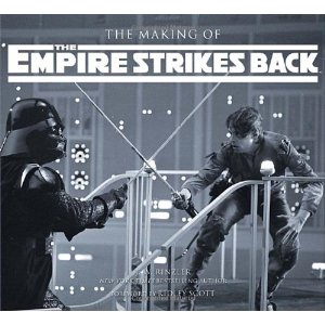 The Making of Star Wars: The Empire Strikes Back [Hardcover] J.W. Rinzler (Author), Ridley Scott (Foreword) $53.55 - Prime Eligible In this lavish thirtieth-anniversary tribute to the blockbuster film Star Wars: Episode V The Empire Strikes Back, New York Times bestselling author J. W. Rinzler draws back the curtain to reveal the intense drama and magnificent wizardry behind the hit movie—arguably the fan favorite of the Star Wars Saga.