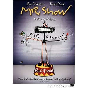 Mr. Show: The Complete Collection (2005) Bob Odenkirk (Actor), David Cross (Actor) | Rated: NR | Format: DVD $28.29 - Prime Eligible
