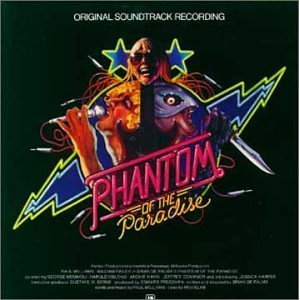 Phantom Of The Paradise: Original Soundtrack Recording [Soundtrack, Import] $12.88 - Prime Eligible Goodbye, Eddie, Goodbye Faust Upholstery Special to Me (Phoenix Audition Song) Phantom's Theme - Paul Williams Somebody Super Like You (Beef Construction Song) Life at Last Old Souls Faust - Paul Williams Hell of It - Paul Williams
