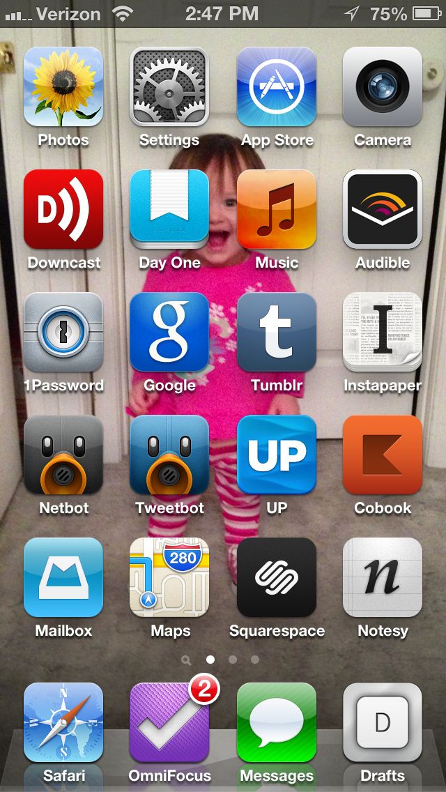 Drafts has already earned a home in my dock.