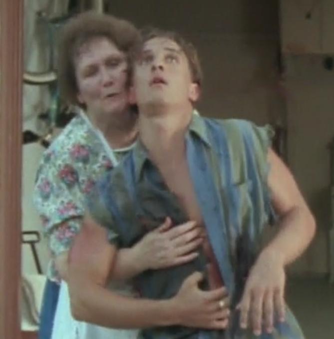 McConaughey's first death scene