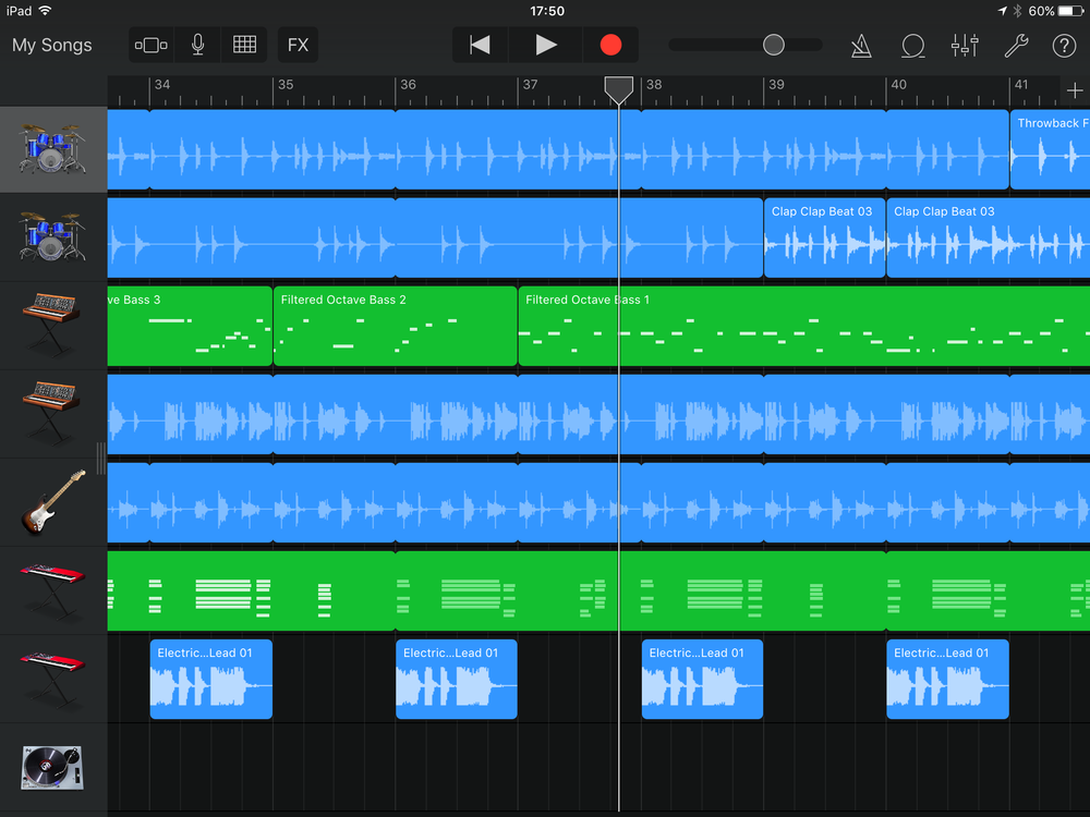 Penelope used GarageBand Live Loops in iOS to create her new theme music, as heard in the intro and outro of this episode.