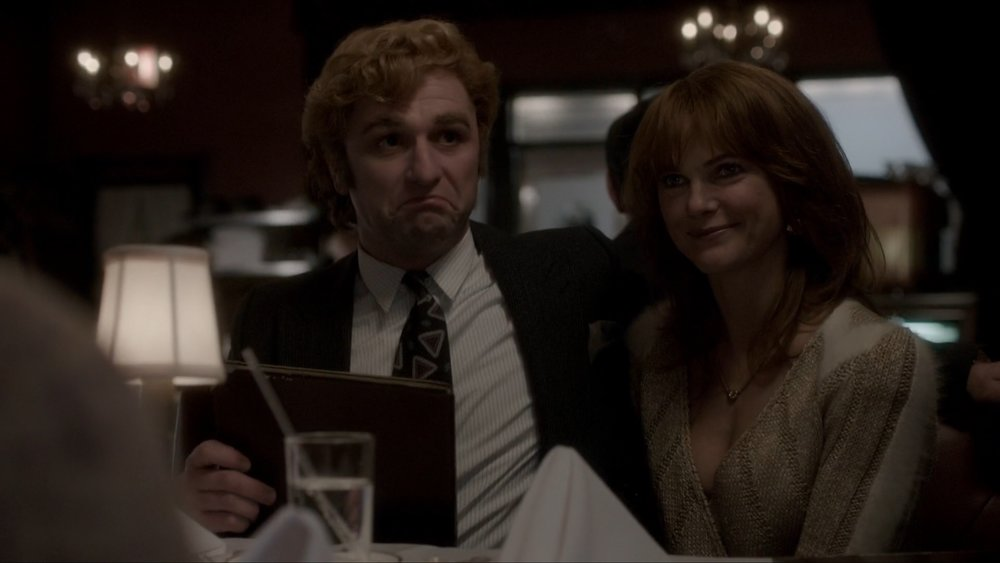 Philip looks like Simon Baker on The Mentalist