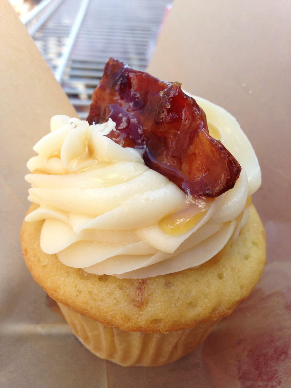 Mt. Airy, Sip Savor Stroll, Street Fare, Sweet Box Cupcakes