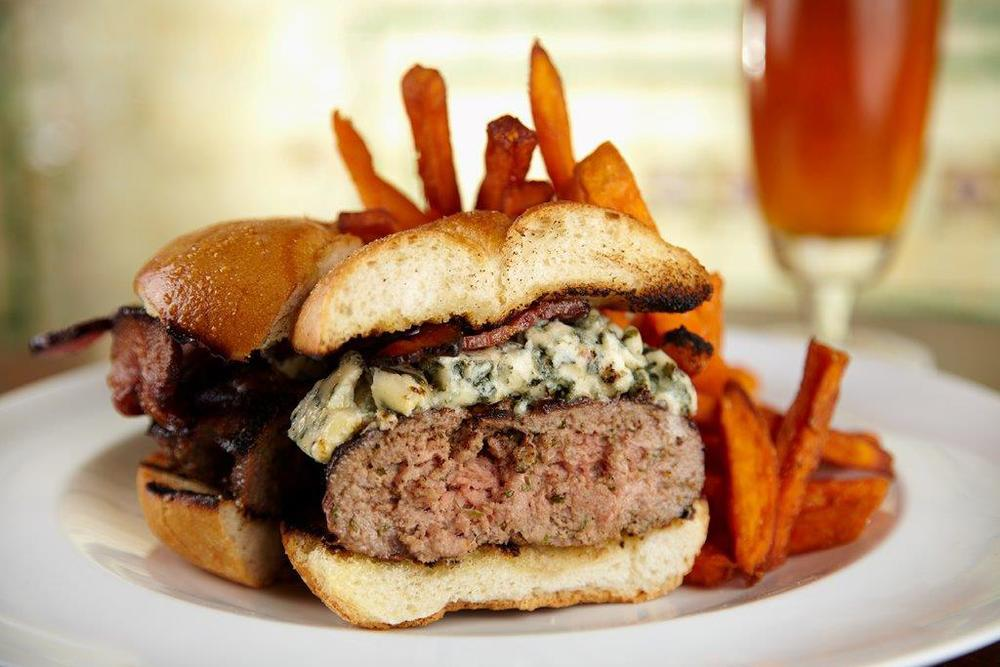 Sassafras New Lunch Service in Old City Includes Bison Burger