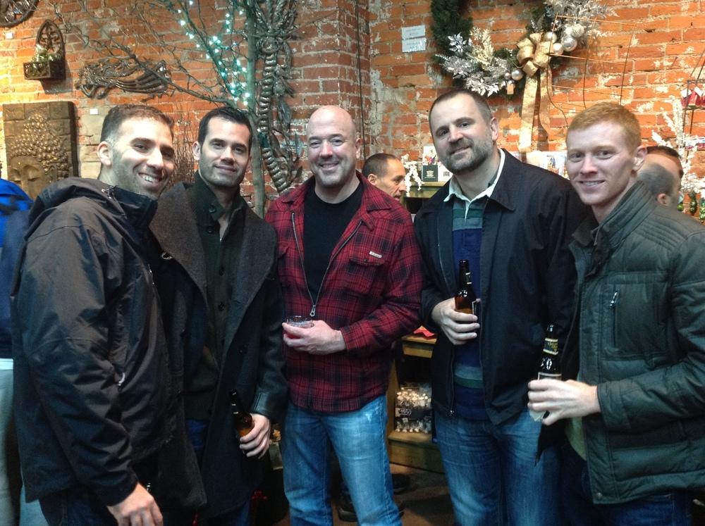 East Passyunk Avenue LGBT Party QOTA Urban Jungle Holiday