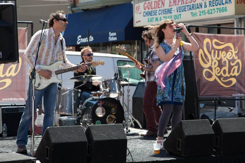 South Street Spring Fest, South Street, Spring Festival Philadelphia