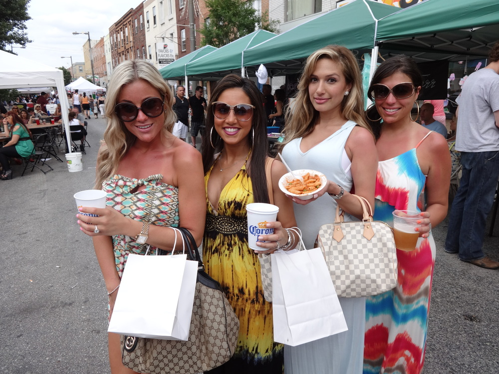 East Passyunk, Craft Beer Day, La Festa Italian National Day, Philly Beer Week