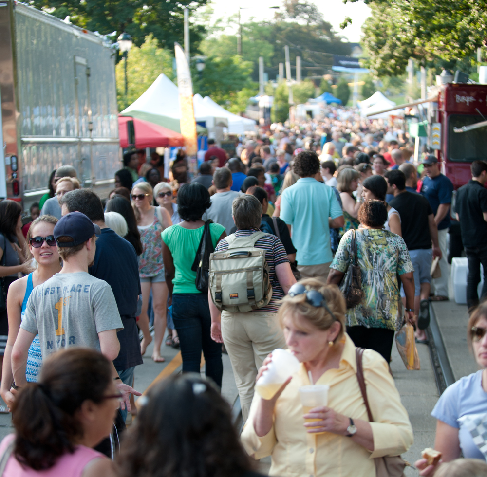 Mt. Airy, Street Fare, Sip, Savor, Stroll, 2014, Philadelphia, Food Trucks, Restaurants, Live Music, Bands