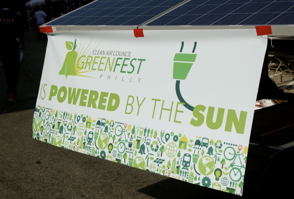 Greenfest Philly, Clean Air Council, Eco, Green, South Street, South Street Headhouse District, Environmental, Headhouse