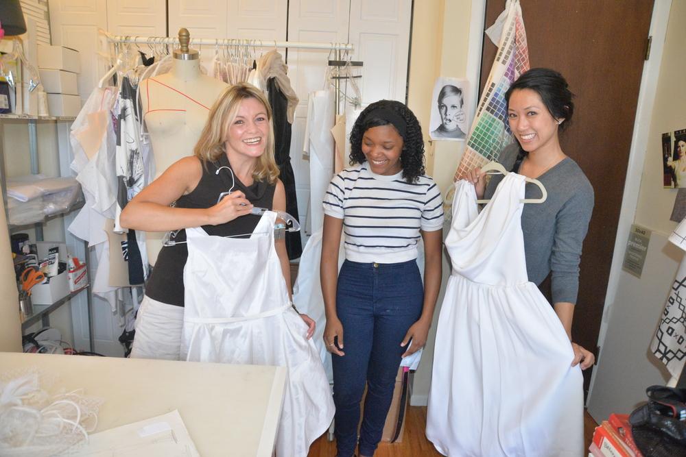 Diner en Blanc Philadelphia, Diner en Blanc, Dom Streater, Project Runway, DEBPHL, DEBPHL14, Philadelphia, Fashion
