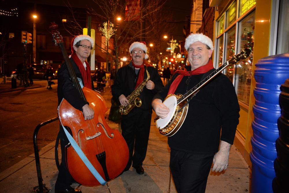East Passyunk Tree Lighting Party Thurs Dec 4, 2014