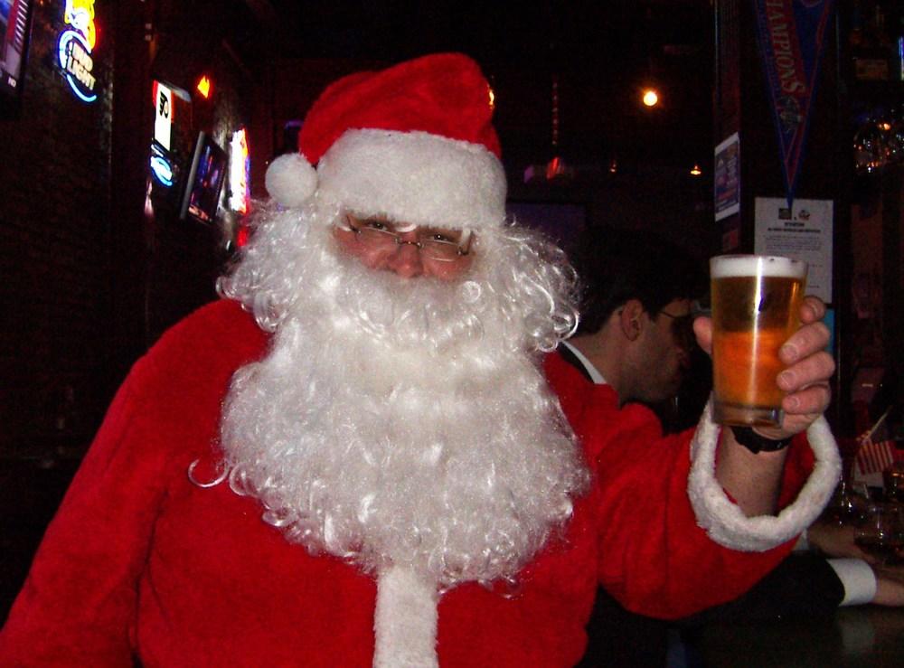 East Passyunk, Santa Bar Crawl, Holiday, Bar Crawl, Spirits and Suds, Drink