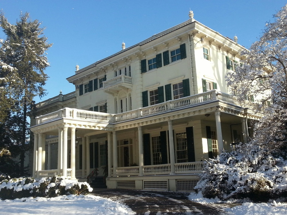 Glen Foerd Gilded Age Christmas and Tree LIghting DEC 6, 2014