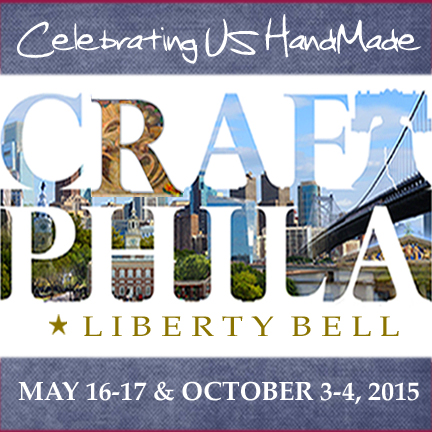 CRAFT PHILA LIBERTY BELL ARTIST FAIR MAY 17-18, 2015