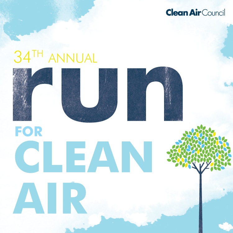 Run for clean air by clean air council Sunday april 18, 2015