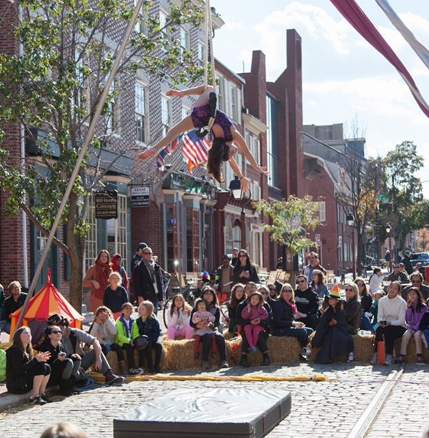 Sat Oct 28, 2017 Pumpkin Fall Fest by South Street Headhouse District