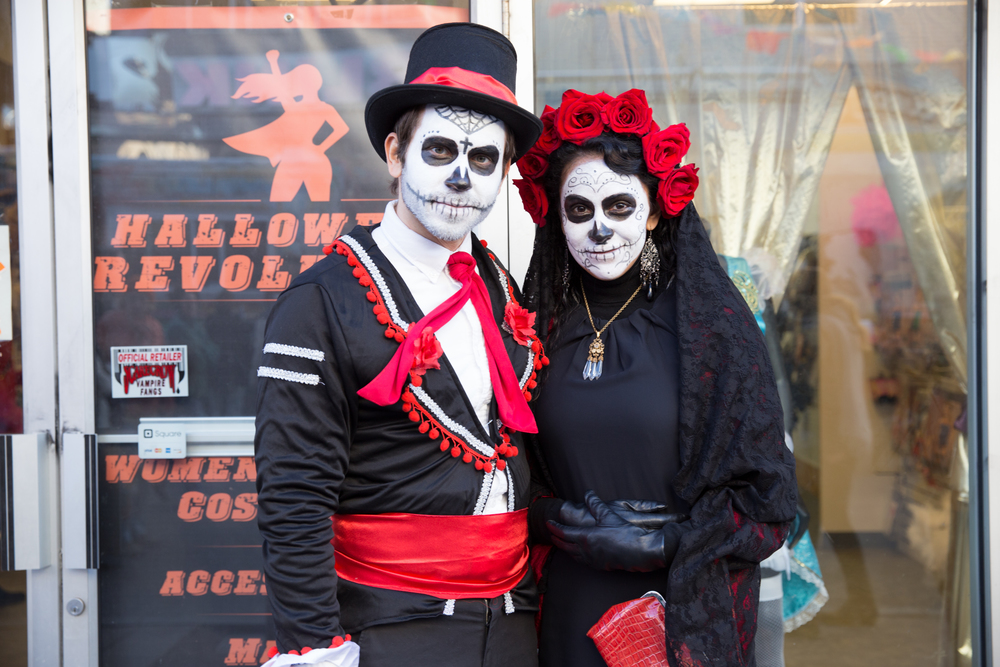 Day of the dead festival by south street headhouse district sunday, November 1, 2015
