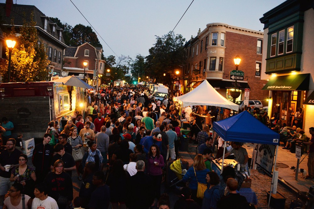 MT AIRY STREET FARE: SIP SAVOR STROLL THURSDAY, SEPTEMBER 17, 2015