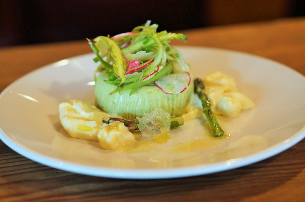NJ Asparagus Two Ways - Photo by Aversa PR & Events