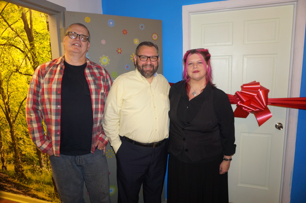 PAT Co-Manager and Co-Founder Tom Brennan, PAT Board Member Roy DeLaMar, PAT Co-Manager and Co-Founder Christina Kallas-Saritsoglou.JPG