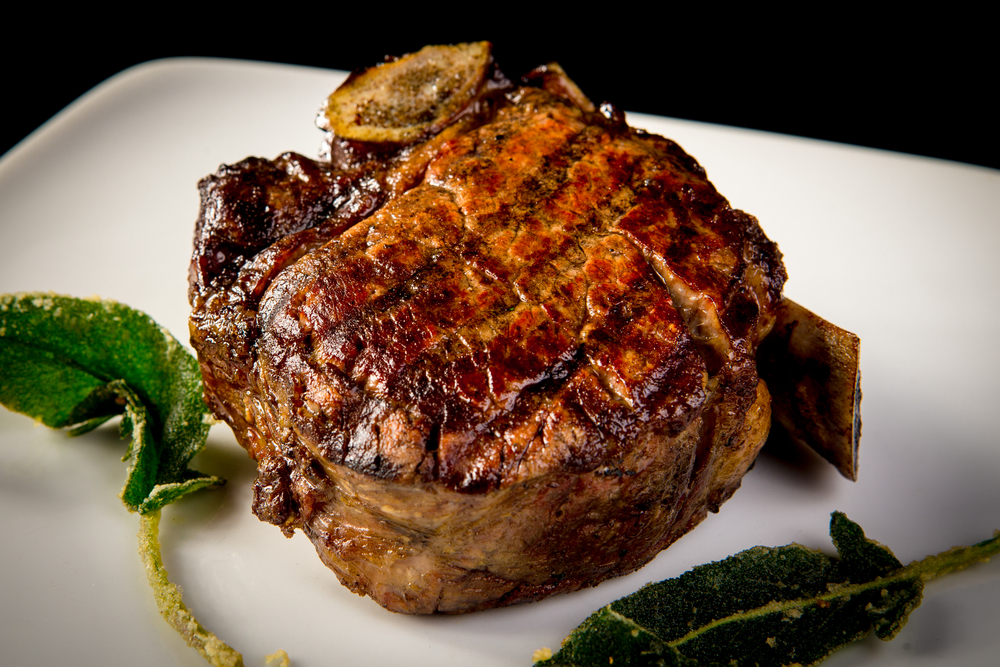 LP Steak, Valley Forge Casino, Luke Palladino, New Year's Eve, 2016
