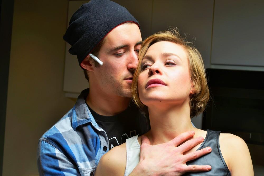 theatre exile, smoke, erotic thriller, theater philadelphia, south philadelphia